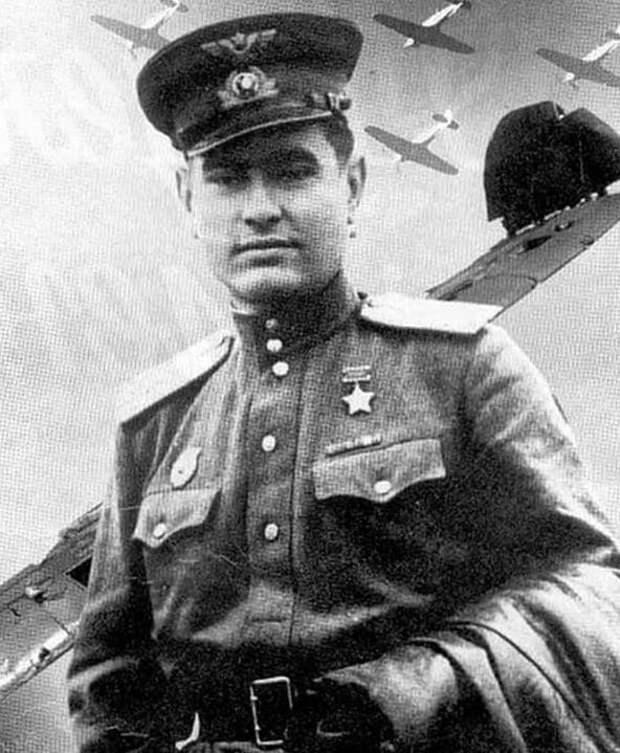 Алексей Петрович Маресьев, легендарный летчик, Герой Советского Союза.