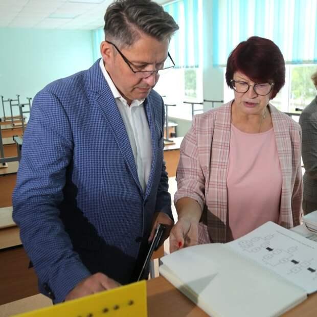 Мэр Ижевска Олег Бекмеметьев: в этом году в первый класс пойдут почти 11 тыс детей