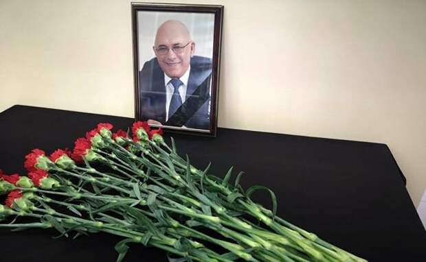 Умер экс-министр соцразвития Новосибирской области Сергей Пыхтин