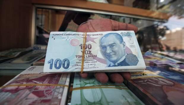 Момент полного краха турецкой лиры приближается
