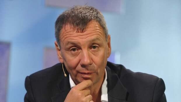 Сергей Марков: В Европарламенте приняли стратегию поддержки госпереворота в России