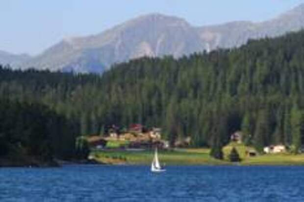 Большая прогулка по Швейцарии: увидеть всё. Часть 1
