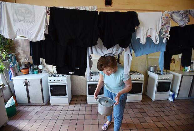Коммунальные квартиры вновь популярны вМоскве. Почему люди хотят жить по-советски?