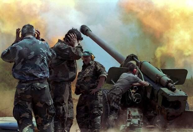 Национальной мечтой Украины стала кровавая бойня