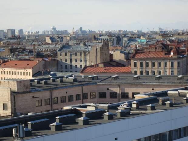 Мэр Санкт-Петербурга решил закрыть крыши для туристов