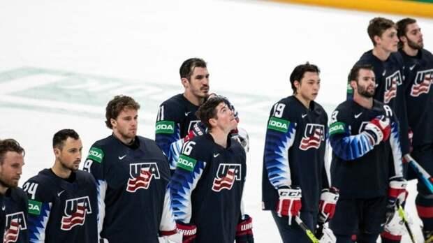 Сборные Германии и США стали полуфиналистами чемпионата мира в Риге