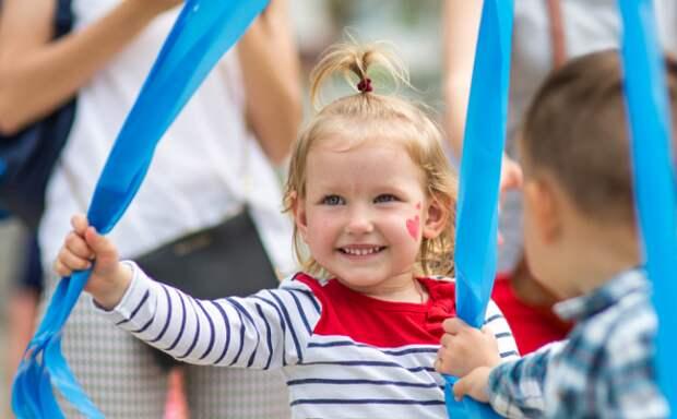 День защиты детей отмечают в Анапе: программа праздника