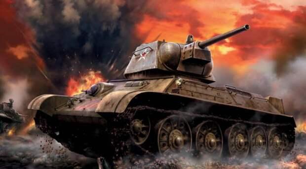 Главные танки Второй мировой войны (8 фото)