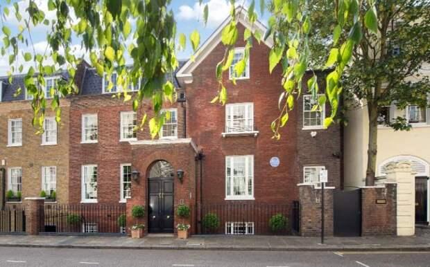 Дом Уинстона Черчилля