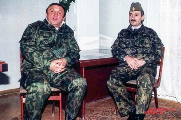 Самый худший «лучший министр обороны»: Павел Грачёв
