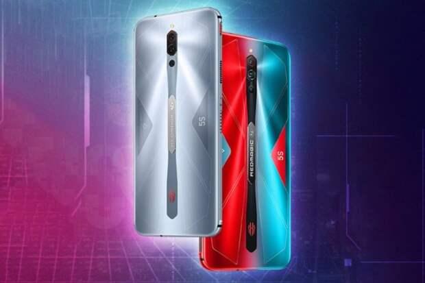 Смартфон Nubia Red Magic 5S вышел на глобальный рынок