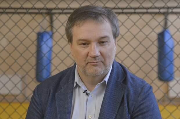 Президент Федерации ММА Украины Рожкевич оказался гражданином России