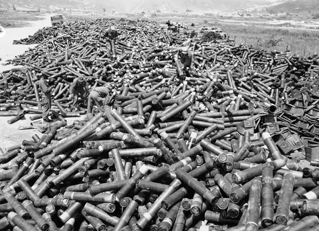 k44 0618 46 впечатляющих снимков Корейской войны