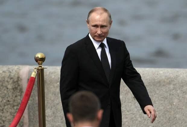 """""""Слёзы на глазах"""". Путин рассказал о впечатлении от первого визита в Севастополь"""