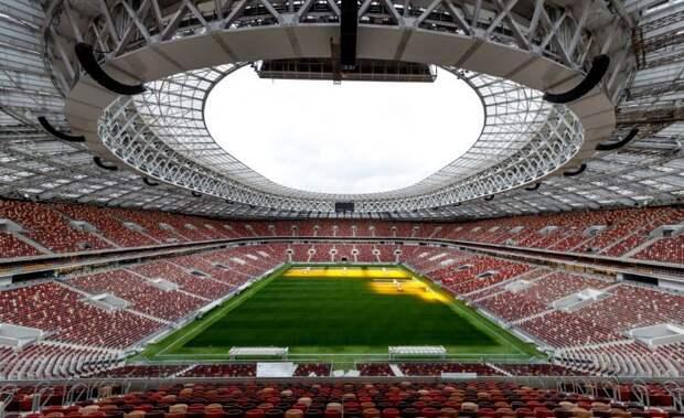 В «Лужниках» организуют фан-зону для просмотра матчей Евро-2020