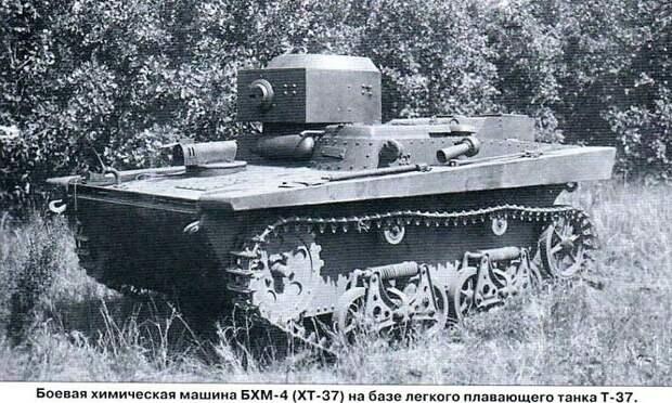 Рассказы об оружии. Малый плавающий танк Т-37А рассказы об оружии, страницы истории, танк Т-37А