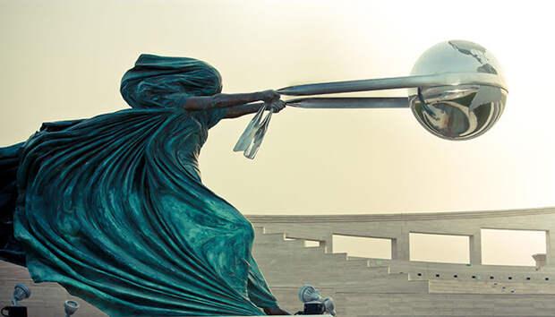 Эти скульптуры поразят ваше воображение!