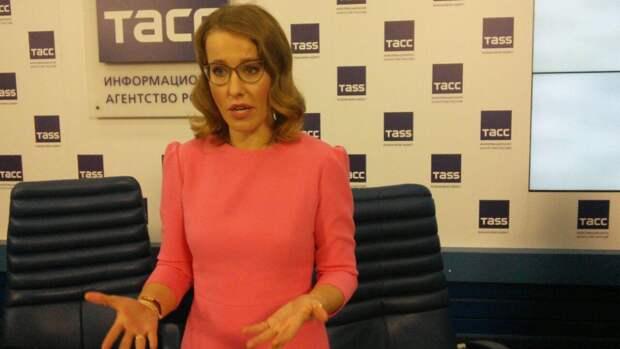 Пресс-секретарь главы Мосгордумы Шапшникова прокомментировала нападение на Собчак