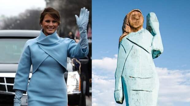 Наваяли: 10 худших статуй знаменитостей со всегомира