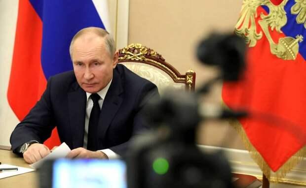 Путин поздравил участников игостей мероприятий к100-летию Санкт-Петербургской филармонии