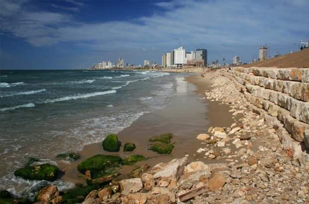 Израиль отдых