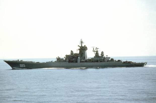 Советский флот к 1991 году