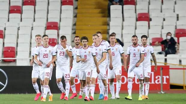 Стартовые составы на матч Венгрия – Португалия: Роналду идет за рекордом