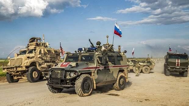 Пентагон отмолчался обинциденте своенными США иРоссии насирийской дороге