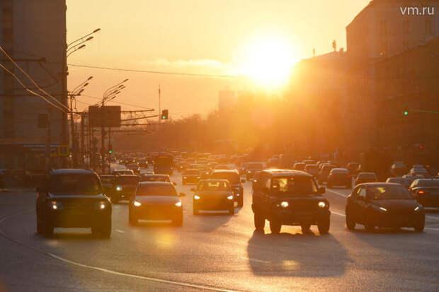 Перечислены самые популярные седаны в Москве