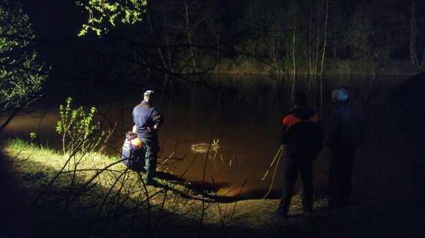 МЧС опубликовало фотографии поиска погибшего в Городецком районе мальчика