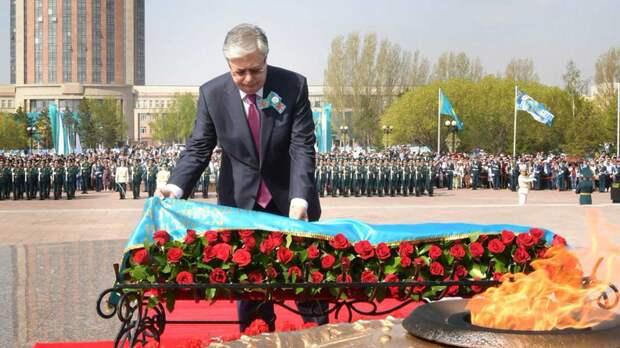 Казахстан отказался праздновать День Победы в этом году