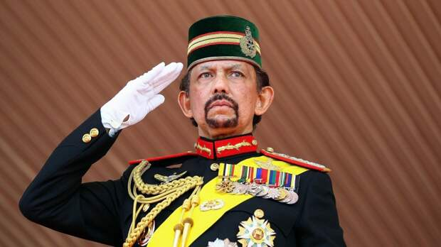 Последний настоящий  султан на Земле  и самый богатый диктатор мира