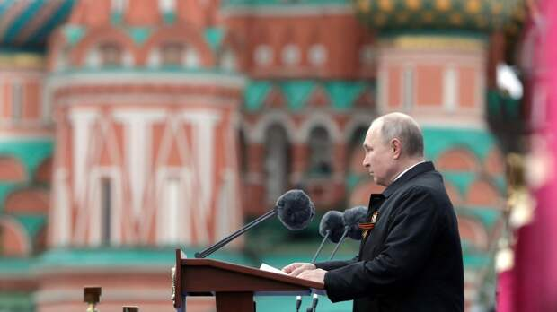 Речь Путина на параде Победы в Москве восхитила немецких зрителей