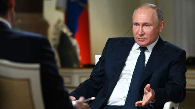 Президент России рассказал о профессионализме Байдена после саммита в Женеве