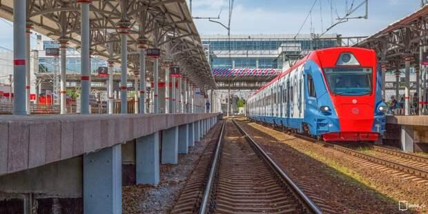 В выходные дни июля электрички  от станции Бескудниково поедут по измененному расписанию