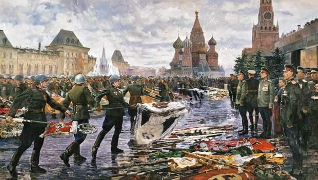 В канун 76-й годовщины Победы СССР в Великой Отечественной войне