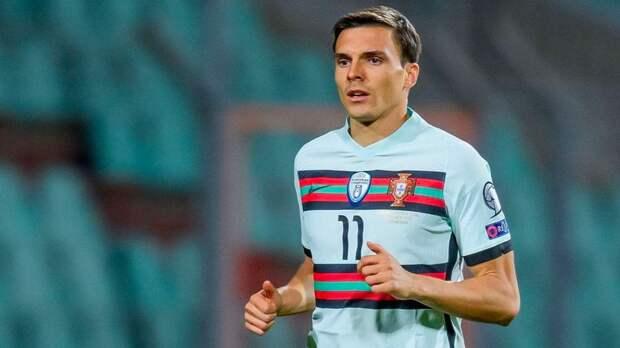 СМИ: ЦСКА возобновил интерес к хавбеку сборной Португалии Палинье. За него хотят 30 млн евро