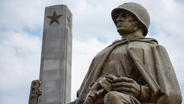 В Польше осквернили очередной монумент павшим советским воинам