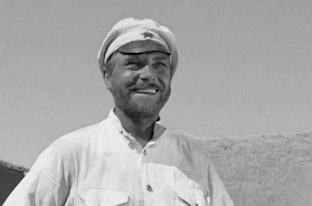 Василий Сухов: за что сидел в ГУЛАГе герой «Белого солнца пустыни»