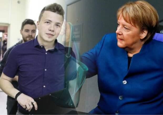 Родители Протасевича выступили с обращением к Меркель