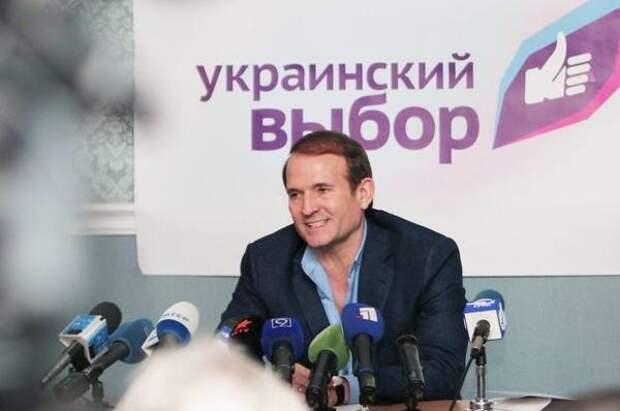 Украинские власти рассказали о претензиях к Медведчуку