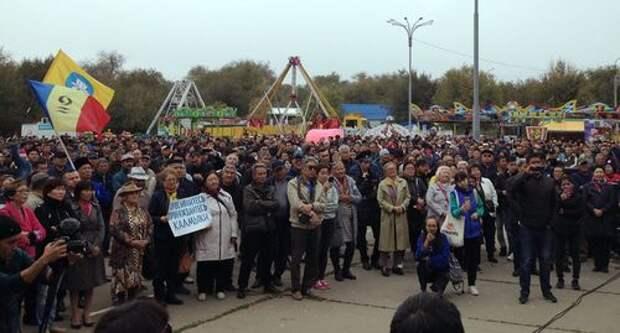 Дестабилизация и провоцирование протеста – неподражаемый политический стиль Хасикова