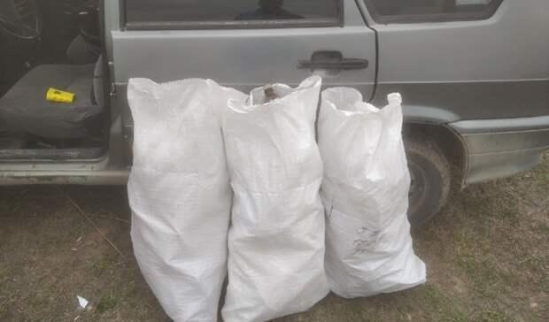 ВТатарстане рыбак вместо отдыха собирал мусор задругими отдыхающими