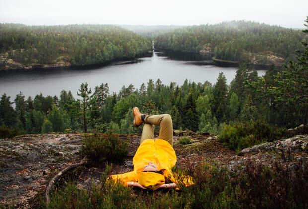 Как приграничные города России и Финляндии живут без туристов
