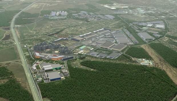 Резиденты заполнили на 75% индустриальный парк «Коледино» в Подольске