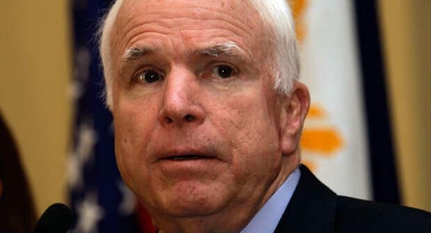 Он за это заплатит: Маккейн уже одной ногой в могиле, но продолжает грозить Путину
