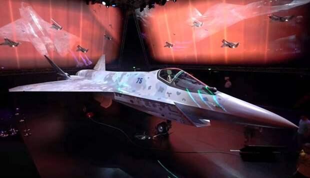 «Ростех» случайно опубликовал снимок нового секретного истребителя «Сухого»