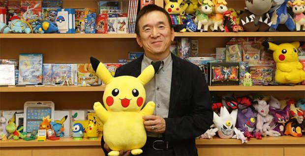 Сатоси Тадзири — японский геймдизайнер, создатель серии игр, манги и сериала «Покемон»