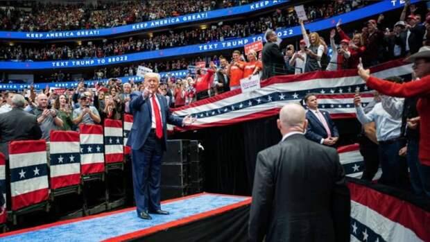 Спасти Америку. Трамп в роли Сталина