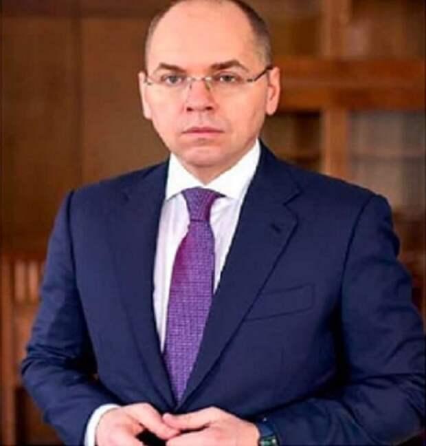 Министр здравоохранения Украины будет отправлен в отставку